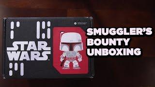 Bounty Hunters! - Funko Star Wars Unboxing