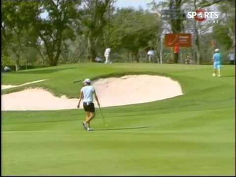 2011 Honda LPGA Thailand Round 2-Yani Tseng+CHOI, Na Yeon