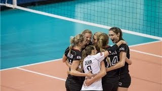 Germany vs United States (Final/Chung kết) - Montreux Volley Masters 2014