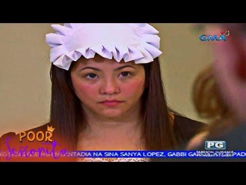 Poor Señorita: Muchacha Rita speaks French