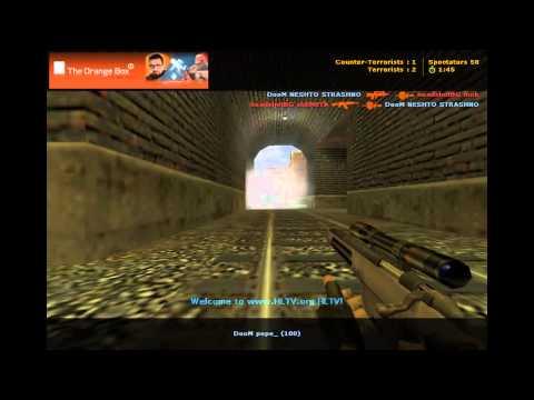 Doom Pepe- Vs Headshotbg  Doom Lan 16 10 10