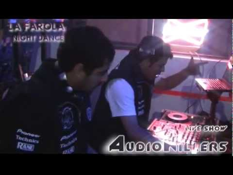 Dj Derkommissar & Dani Verdun (en vivo) La Farola Night Dance - SP Jujuy