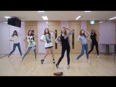 "APink - ""Mr. Chu"" Dance Practice Ver. (Mirrored)"