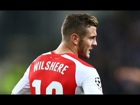 Jack Wilshere | All Career Goals 2008-2015 HD