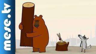 Log Jam - Farönk (rajzfilm, animáció)