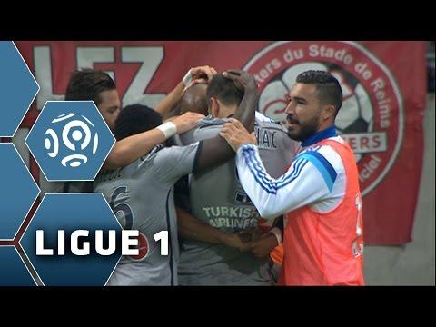 But André AYEW (52') / Stade de Reims - Olympique de Marseille (0-5) -  (SdR - OM) / 2014-15