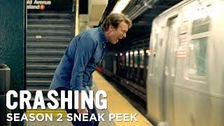 Season 2 Sneak Peek   Crashing   HBO