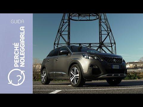 Peugeot 3008  Perché noleggiarla invece di comprarla