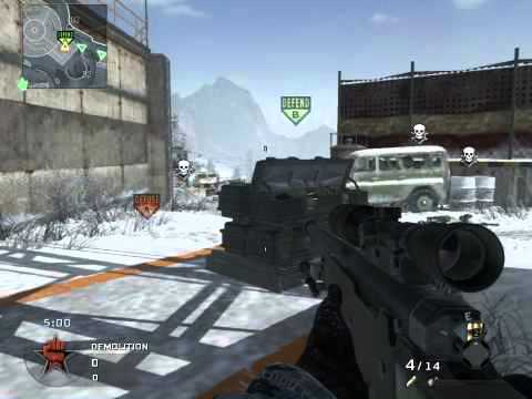 Call Of Duty Black Ops L96A1