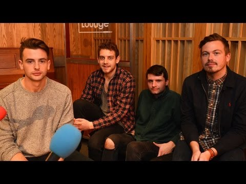 Lower Than Atlantis - Since You've Been Gone in the Live Lounge