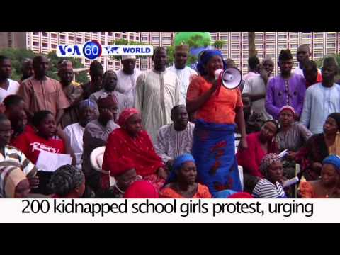Nigeria- President Jonathan says country will do everything possible to rescue kidnapped schoolgirls
