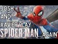 Xavier and Josh Play More Spider-Man!