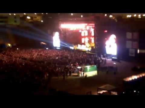 Concierto Jesus Adrian Romero Soplando Vida En Lima 2013 video