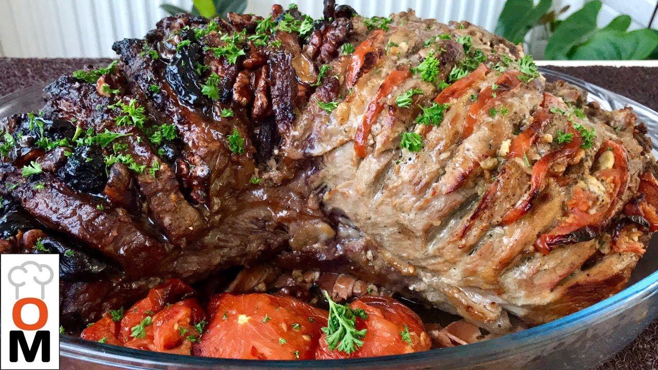 Мясо к новому году приготовить