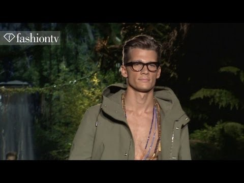 Dsquared2 Men Spring/Summer 2014 BACKSTAGE   Milan Men's Fashion Week   FashionTV