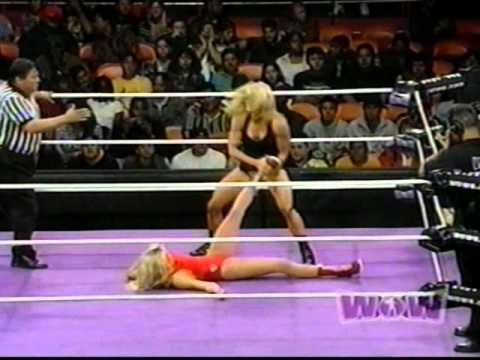 Women Of Wrestling - Episode 6: Part 1 - The Phantom Vs Summer video
