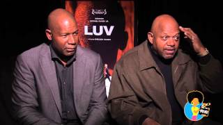 Charles S. Dutton and Dennis Haysbert - Know What Youre Doing (LUV In Theaters January 18)