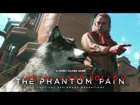 Metal Gear Solid 5: The Phantom Pain - Diamond Dog Trailer (English) [1080p] TRUE-HD QUALITY