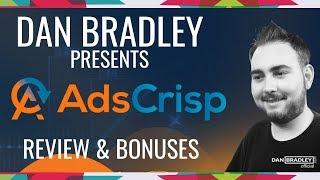 AdsCrisp Review - 37 in 1 Ad Creation Tool   Custom adscrisp bonuses