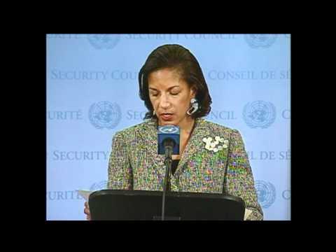Kofi Anan and Security Council - Syria