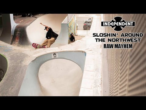 "RAW MAYHEM w/ Pedro Delfino, Roman and Cedric Pabich ""Sloshin Around"" 