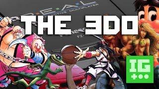 The 3DO - Retrospective - IMPLANTgames