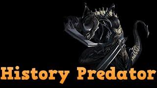 History 2 | Predator 1600 MMR | HON