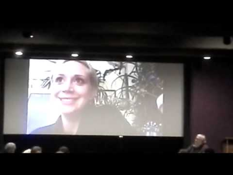 Gwendoline Christie - Game of Thrones Jean Cocteau Cinema LIVE 03.03.2014