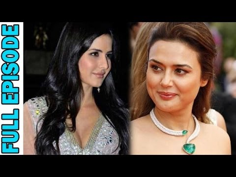 Katrina Kaifs starry tantrums Preity Zinta and her controversies...