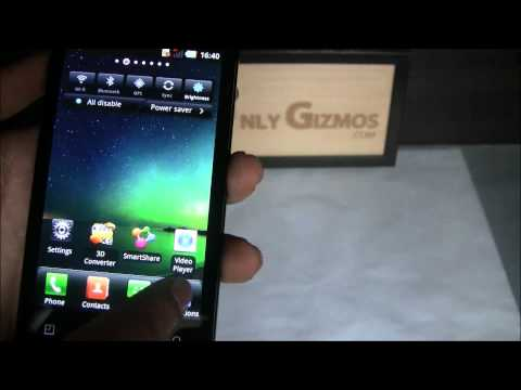 LG Optimus 3D Max P720 Review