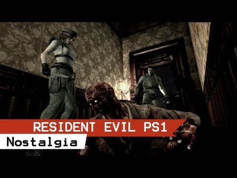 Gameplay Resident Evil PS1 - GAMEPLAY