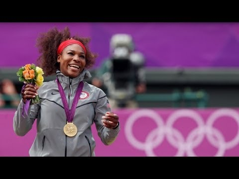 Serena Williams' Crip Walk Controversy - Point/Counterpoint Show