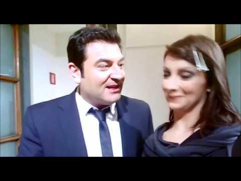 Max Giusti e Vicky Martin dietro le quinte sesta puntata Ballando Con Le Stelle.wmv