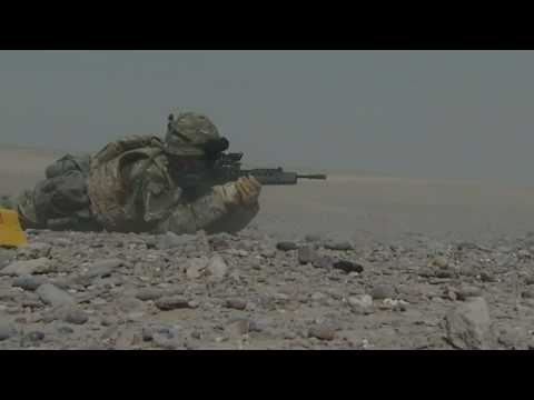 Footage of British troops ambushed by the Taliban Video