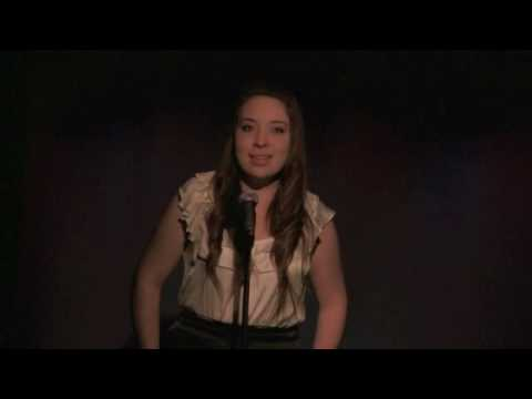 Jessica Kent singing Disneyland from SMILE