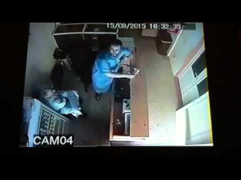 فيديو يوثق لحظة اعتقال رئيس جماعة سيدي عبد الله أوبلعيد يوم انتخابه رئيسا
