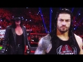 Roman Reigns Vs The Undertaker Full Match Hd  Wwe Werstlemania 33