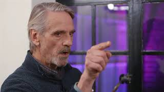 Interview With Jeremy Irons