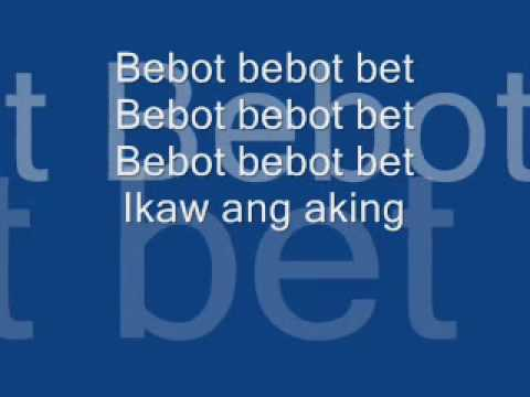 Bebot Lyrics