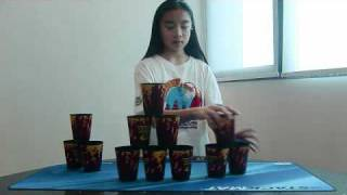 Speed Stacks 'Stack Fast' DVD Audition