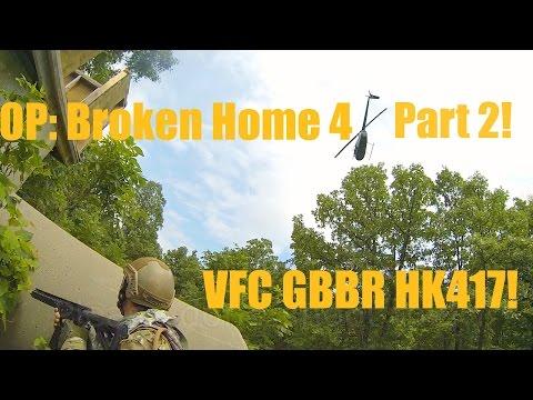 OP: Broken Home 4 Part 2!-VFC GBBR HK417-Gas Blow Back