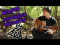 Wilson (Expensive Mistakes) - Fall Out Boy - Acoustic cover in a cool tree