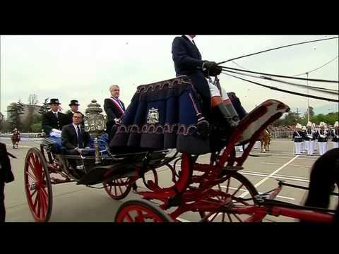 Gran Parada Militar CHILE 2013 1 de 12