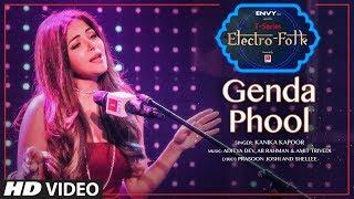 Electro Folk Genda Phool Kanika Kapoor Jubin Nautiyal Aditya Dev T Series