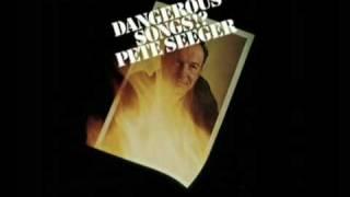 Watch Pete Seeger Draft Dodger Rag video
