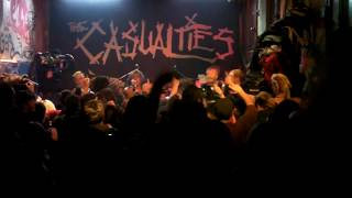 Watch Casualties Punk Rock video