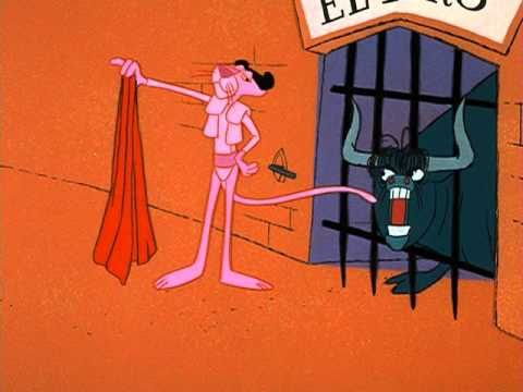 Pink Panther Episode 14 Bully for Pink HQ Disc 1 thumbnail