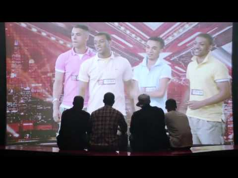The X Factor 2012 - JLS : The Full Story