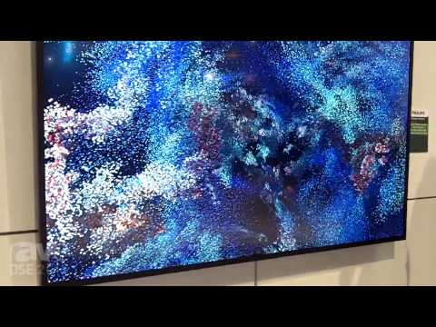 DSE 2015: Philips Demos BDL8470EU 4K Display, Can Be a Quadrant Display