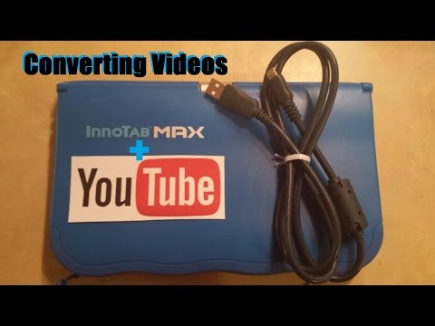 Convert YouTube Videos to InnoTab Max for Free [EASY]